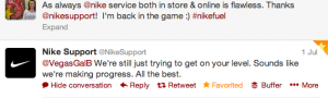 NikeFuel Tweet v2